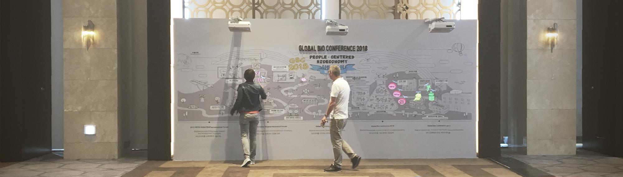 GLOBAL BIO CONFERENCE 2018